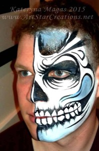 helloween face painting 2015_10
