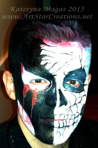 helloween face painting 2015_11