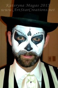 helloween face painting 2015_16