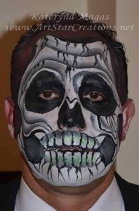 helloween face painting 2015_2