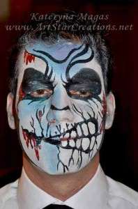 helloween face painting 2015_3