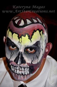 helloween face painting 2015_6