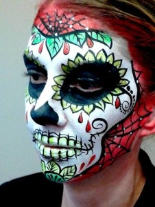 helloween face painting 2015_7