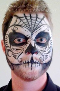 helloween face painting 2015_8