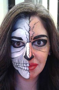 helloween face painting 2015_9